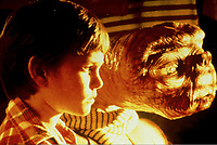 E.T. the Extra-Terrestrial (1982) <br /> Henry Thomas<br /> *Filmstill - Editorial Use Only*<br /> CAP/KFS<br /> Image supplied by Capital Pictures