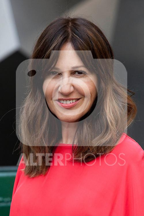 Actres Mercedes Moran present the film 'Betibu' at Cinema Princesa in Madrid. September 09, 2014. (ALTERPHOTOS / Nacho Lopez)