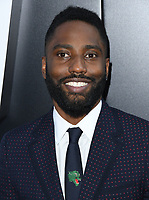 08 August 2018 - Beverly Hills, California - John David Washington. Premiere Of Focus Features' &quot;BlacKkKlansman&quot; held at Samuel Goldwyn Theater. <br /> CAP/ADM/BT<br /> &copy;BT/ADM/Capital Pictures