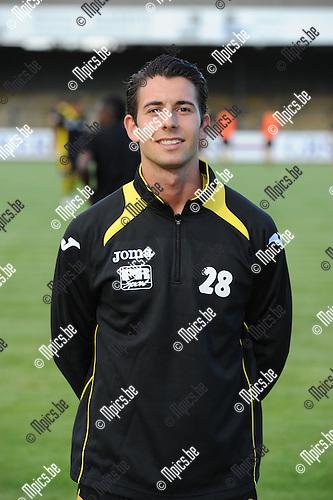 2012-07-12 / Voetbal / seizoen 2012-2013 / Berchem Sport / Nico Lansu..Foto: Mpics.be