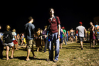 MANCHESTER, TENNESSEE - JUNE 17:  Bonnaroo Music Festival, a four-day, multi-stage camping festival held on a 700-acre farm on June 17, 2007 in Manchester, Tennessee. (Photo by Landon Nordeman)