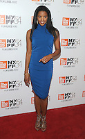 NEW YORK, NY - OCTOBER 01: Renee Elise Goldsberry attends the 54th New York Film Festival - 'Manchester by the Sea' World Premiere at Alice Tully Hall at Lincoln Center on October 1, 2016 in New York City.Photo Credit: John Palmer/MediaPunch