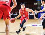 Ulsan Hyundai Mobis Phoebus vs Chiba Jets during The Asia League's 'The Terrific 12' at Studio City Event Center on 20 September 2018, in Macau, Macau. Photo by Chung Yan Man / Power Sport Images for Asia League