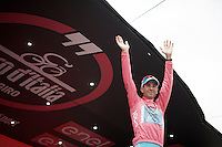final victory for Vincenzo Nibali (ITA/Astana) after all<br /> <br /> stage 21: Cuneo - Torino 163km<br /> 99th Giro d'Italia 2016