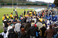 Wasps Open Training 20120423