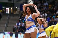 Fraport Skyliners Dance Team - 11.10.2017: Fraport Skyliners vs. Basketball Löwen Braunschweig, Fraport Arena Frankfurt