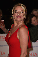 Tamzin Outhwaite attending the National Television Awards 2018 at The O2 Arena on January 23, 2018 in London, England. <br /> CAP/Phil Loftus<br /> &copy;Phil Loftus/Capital Pictures