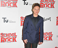 Conor Maynard at the &quot;School of Rock: The Musical&quot; VIP opening night, New London Theatre, Drury Lanes, London, England, UK, on Monday 14 November 2016. <br /> CAP/CAN<br /> &copy;CAN/Capital Pictures /MediaPunch ***NORTH AND SOUTH AMERICAS ONLY***