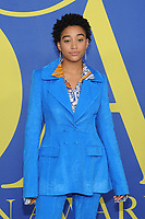 BROOKLYN, NY - JUNE 4: Amandla Stenberg at the 2018 CFDA Fashion Awards at the Brooklyn Museum in New York City on June 4, 2018. <br /> CAP/MPI/JP<br /> &copy;JP/MPI/Capital Pictures