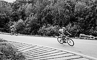Antoine Warnier (BEL/WB Veranclassic-Aqua Protect)<br /> <br /> Ster ZLM Tour (2.1)<br /> Stage 4: Hotel Verviers &gt; La Gileppe (Jalhay)(190km)