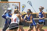 San Diego, CA 05/21/11 - Kathy Rudkin (Rancho Bernardo #16) in action during the 2011 CIF San Diego Section Division 1 Championship game between Rancho Bernardo and Torrey Pines.