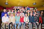 PORTER: Donal O'Mahony,Tralee who retired from Kerry General as a porter after 40 years gathering at Bailys Corner, Tralee on Friday night to celebrate his retirement were fellow collegues, family & friends....
