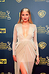BURBANK - APR 26: Veronica Dunne at the 42nd Daytime Emmy Awards Gala at Warner Bros. Studio on April 26, 2015 in Burbank, California