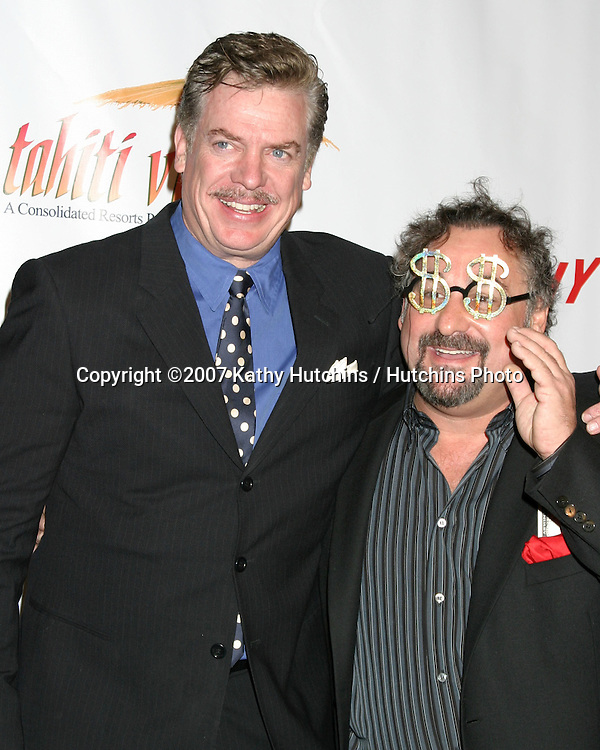 "Chris McDonald & Leslie Greif.""Funny Money"" Premiere.Los Angeles, CA.January 18, 2007.©2007 Kathy Hutchins / Hutchins Photo...."