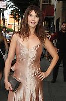 NEW YORK CITY,NY - August 08, 2012:  Alexia Landeau at The Magnolia Pictures screening of 2 Days in New York at The Landmark Sunshine Cinema in New York City. © RW/MediaPunchInc.. /Nortephoto.com<br /> <br /> **SOLO*VENTA*EN*MEXICO**<br /> **CREDITO*OBLIGATORIO** <br /> *No*Venta*A*Terceros*<br /> *No*Sale*So*third*<br /> *** No Se Permite Hacer Archivo**<br /> *No*Sale*So*third*