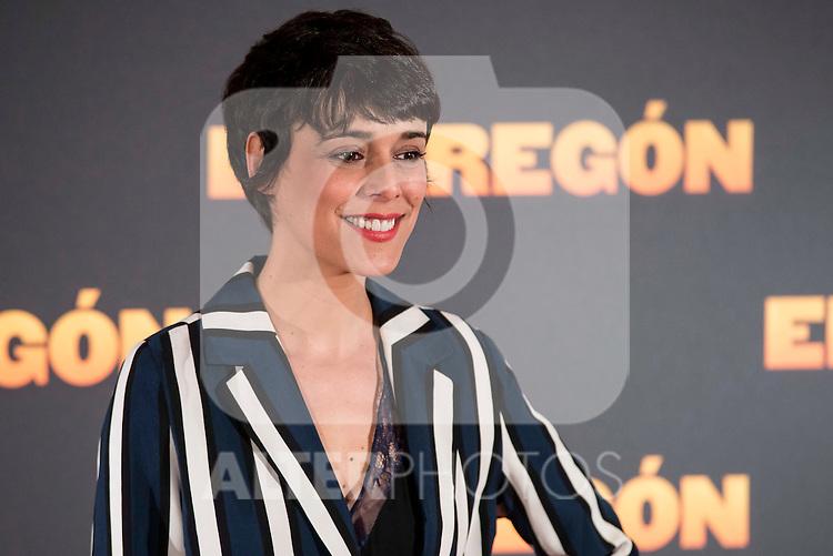 """Belen Cuesta during the presentation of the film """"El Pregón"""" in Madrid, March 15, 2016<br /> (ALTERPHOTOS/BorjaB.Hojas)"""