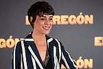 Belen Cuesta during the presentation of the film &quot;El Preg&oacute;n&quot; in Madrid, March 15, 2016<br /> (ALTERPHOTOS/BorjaB.Hojas)