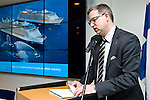 Brussels - BELGIUM - 18 November 2015 -- European Maritime Day in Turku, Finland --Information Meeting for Maritime Stakeholders.  -- Aleksi Randell, Mayor, City of Turku. -- PHOTO: Juha ROININEN / EUP-IMAGES