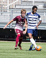 The College of Charleston Cougars played the  Georgia Southern Eagles in The Manchester Cup on April 5, 2014.  The Cougars won 2-0.  Jhon Lopez (3), Adam Purvis (13)