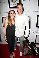 05 November 2017 - Hollywood, California - Steve-O, Lux Wright. 7th Annual Stand Up For Pits held at Avalon Hollywood. <br /> CAP/ADM/FS<br /> &copy;FS/ADM/Capital Pictures