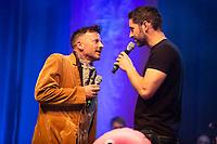 Craig Parker und Tom Ellis auf der MagicCon 3 im Maritim Hotel. Bonn, 26.04.2019