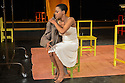 "Peter Brooks' production of ""The Suit"" opens at the Young Vic. Picture shows: Nonhlanhla Kheswa (as Matilda)"