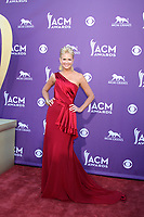 LAS VEGAS - APR 1:  Nancy O'Dell arrives at the 2012 Academy of Country Music Awards at MGM Grand Garden Arena on April 1, 2010 in Las Vegas, NV