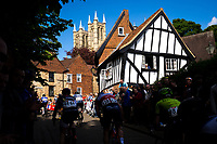 Picture by Alex Whitehead/SWpix.com - 14/05/2017 - Cycling - 2017 HSBC UK   Spring Cup Road Series - Lincoln Grand Prix - Cathedral
