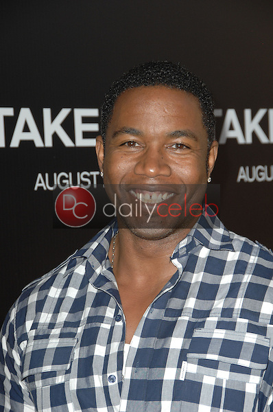 """Michael Jai White<br /> at the """"Takers"""" World Premiere, Arclight Cinerama Dome, Hollywood, CA. 08-04-10<br /> David Edwards/Dailyceleb.com 818-249-4998"""