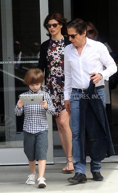 WWW.ACEPIXS.COM . . . . .  ....May 6 2012, New York City....Supermodel Linda Evangelista, who is currently in the midst of a court case with  Francois Henri-Pinault over child support payments, steps out with her son Augustin and her  billionaire friend Peter Morton on May 6 2012 in New York City....Please byline: NANCY RIVERA- ACEPIXS.COM.... *** ***..Ace Pictures, Inc:  ..Tel: 646 769 0430..e-mail: info@acepixs.com..web: http://www.acepixs.com