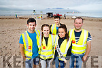 Organisers at the Brandon Half Marathon & 10K l-r: Damien Finn, Katelyn O'Dowd, Maurice Slattery, Sinead Sheehan and Conor Boden.