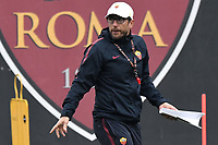 20171121 Calcio AS Roma training Champions League