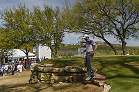 Adam Hadwin (CAN) departs the 12th tee during round 1 of the World Golf Championships, Dell Match Play, Austin Country Club, Austin, Texas. 3/21/2018.<br /> Picture: Golffile | Ken Murray<br /> <br /> <br /> All photo usage must carry mandatory copyright credit (&copy; Golffile | Ken Murray)