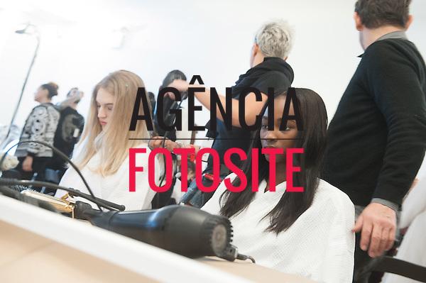 Nova Iorque, EUA &ndash; 02/2014 - Desfile de Calvin Klein durante a Semana de moda de Nova Iorque - Inverno 2014. <br /> Foto: FOTOSITE