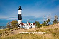 64795-01003 Big Sable Point Lighthouse on Lake Michigan, Mason County, Ludington, MI