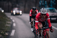 Markel Irizar (ESP/Trek-Segafredo)<br /> <br /> 76th Paris-Nice 2018<br /> stage 6: Sisteron &gt; Vence (198km)