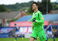 Macclesfield Town's Kieran O'Hara<br /> <br /> Photographer Andrew Vaughan/CameraSport<br /> <br /> The EFL Sky Bet League One - Macclesfield Town v Lincoln City - Saturday 15th September 2018 - Moss Rose - Macclesfield<br /> <br /> World Copyright &copy; 2018 CameraSport. All rights reserved. 43 Linden Ave. Countesthorpe. Leicester. England. LE8 5PG - Tel: +44 (0) 116 277 4147 - admin@camerasport.com - www.camerasport.com