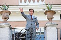 Roma, 16 Novembre, 2009. Valentino presente il film autobiografico