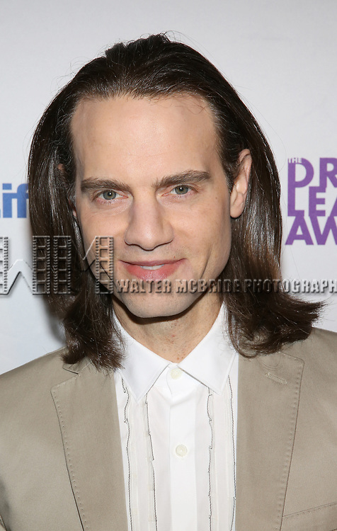 Jordon Roth attends the 83rd Annual Drama League Awards Ceremony  at Marriott Marquis Times Square on May 19, 2017 in New York City.