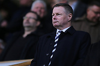 Millwall Football Club Chief Executive, Steve Kavanagh during Millwall vs Brentford, Sky Bet EFL Championship Football at The Den on 10th March 2018