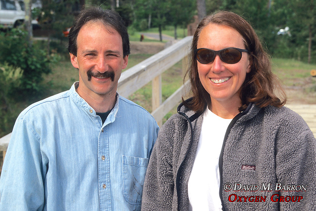 David Garshelis & Kristina Timmerman
