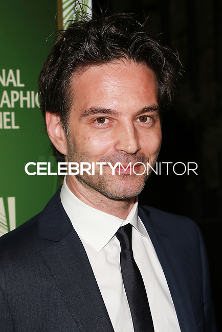 LOS ANGELES, CA, USA - AUGUST 25: Jeff Russo at the FOX, 20th Century FOX Television, FX Networks And National Geographic Channel's 2014 Emmy Award Nominee Celebration held at Vibiana on August 25, 2014 in Los Angeles, California, United States. (Photo by David Acosta/Celebrity Monitor)