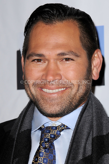 WWW.ACEPIXS.COM<br /> February 16, 2015 New York City<br /> <br /> Johnny Damon arriving to the Celebrity Apprentice Finale viewing party and post show red carpet on February 16, 2015 in New York City.<br /> <br /> Please byline: Kristin Callahan/AcePictures<br /> <br /> ACEPIXS.COM<br /> <br /> Tel: (646) 769 0430<br /> e-mail: info@acepixs.com<br /> web: http://www.acepixs.com