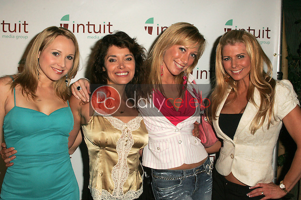 "Alana Curry, Devin DeVasquez, Melissa ""Mojo"" Hunter and Tamie Sheffield<br />