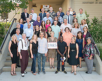 Alumni, family and friends have fun at Occidental College's annual Alumni Reunion on Saturday, June 13, 2015.<br /> (Photo by Marc Campos, Occidental College Photographer)
