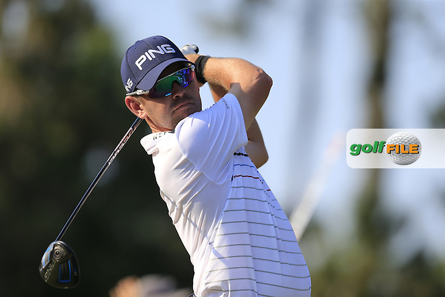 Louis Oosthuizen (ESP) during round 1of the Players, TPC Sawgrass, Championship Way, Ponte Vedra Beach, FL 32082, USA. 12/05/2016.<br /> Picture: Golffile | Fran Caffrey<br /> <br /> <br /> All photo usage must carry mandatory copyright credit (&copy; Golffile | Fran Caffrey)