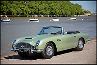 £500,000 for Jools Holland's immaculate Aston Martin DB6.