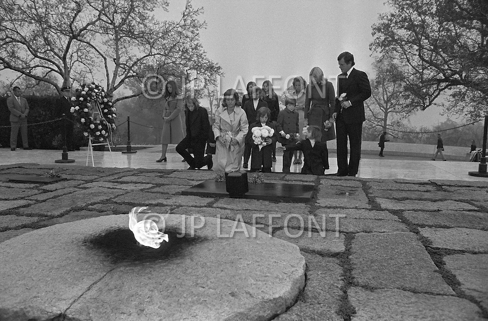 Arlington, VA - November 22, 1973 <br />