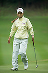 Bo Kyung Kim of South Korea putts during Round 1 of the World Ladies Championship 2016 on 10 March 2016 at Mission Hills Olazabal Golf Course in Dongguan, China. Photo by Victor Fraile / Power Sport Images