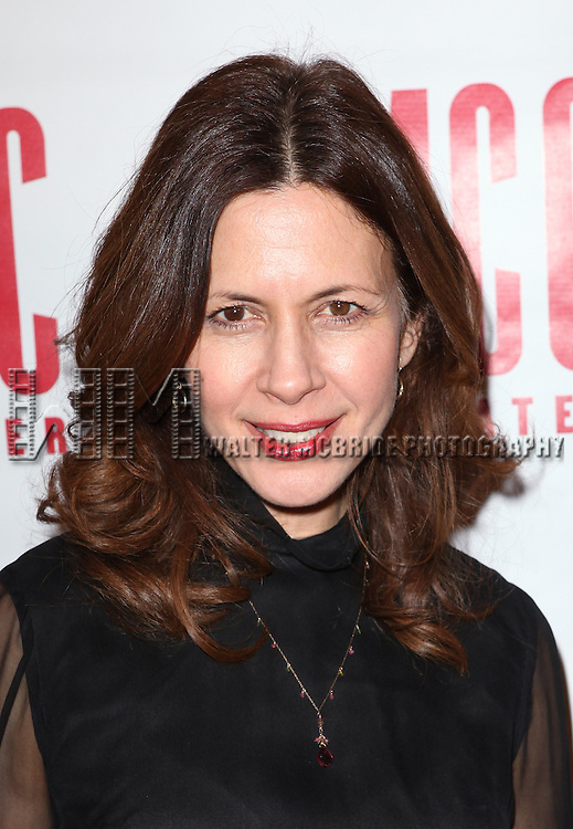 Jessica Hecht attending 'MISCAST 2013' MCC Theater's Annual Musical Revue & Gala at Hammerstein Ballroom in New York City on 3/4/2013